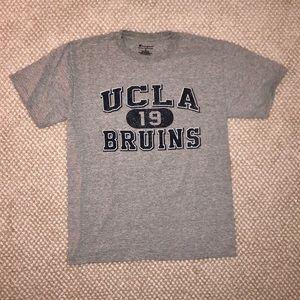 💙  2/30$ Champion Grey UCLA Short Sleeve T-Shirt